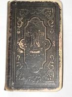 LA PIA GIOVINETTA MEDITAZIONI COL MODO D'ASCOLTARE LA MESSA 1888 VEDERE LA FOTO ED. CAFFURI E GATTI BERGAMO - Religion