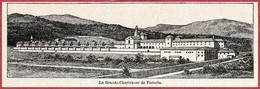 La Grande Chartreuse De Farneta. Monastère De Moines Ermites Chartreux Sis à Lucques En Toscane (Italie).Larousse 1906. - Documentos Históricos