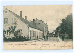 XX11295/ Wedel Ansgariusstraße 1906 AK - Sin Clasificación