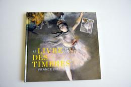 Le Livre Des Timbres - 2017 -  Complet Avec Timbres Neufs  Et Etui - Qualité Irréprochable - - Documentos Del Correo