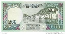 YEMEN ARAB P. 29 200 R 1996 UNC - Yemen