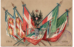 16 FANTERIA - VIAGGIATA - Regimenten