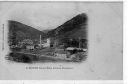 LE BASBORY  (Gare De  BLESLE Et Usines D'Antimoine ) - Blesle