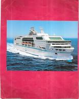 Le Cruise FERRY  DANIELLE CASANOVA  - 181020 - - Fähren