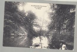 CPA - 87 - Villefavard - La Sême - Andere Gemeenten