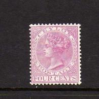 Ceylan   (1883-98)  - Victoria Neuf Sg - Ceylon (...-1947)