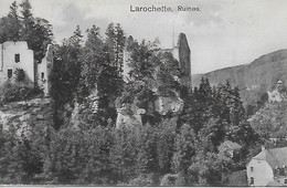 LAROCHETTE. RUINES - Larochette