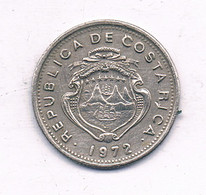 10 CENTIMOS 1972 COSTA RICA /8340/ - Costa Rica