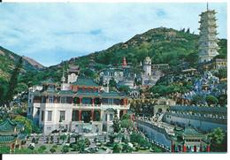 CHINA - Hong Kong - Tiger Gardens - Cina (Hong Kong)