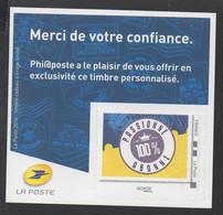 FRANCE  2016__TIMBRE Dans Un BLOC Pour   MONDE __NEUF**VOIR SCAN - Personnalisés (MonTimbraMoi)