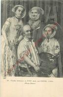 Famille Arlésienne Au XVIIIe Siècle Par RASPAL D'Arles .  Musée Reattu . - Arles