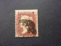 GRANDE BRETAGNE, Année 1855-58, YT N° 14, Dent.14 (cote 8 EUR) - Gebruikt