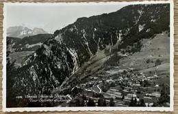 VAL DE BAGNES: VERBIER - TOUR SALLIERES - LUISIN - VS Wallis