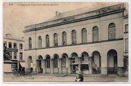 Ath , Le Bureau De Police Et La Salle De Spectacle. - Ath