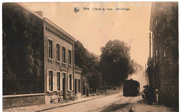 Ittre - L'Arrêt Du Tram - Ittre-Village - Ittre