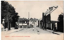 Genappe - Route De Bruxelles à Charleroi - Genappe