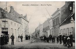 Moerzeke - Kerkstraat - Rue De L'Eglise - Dendermonde