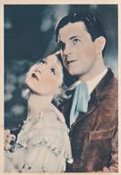 AL84 Film Stars - Ramon Novarro And Jeanette MacDonald - Issued With De Reszke Cigarettes - Actores
