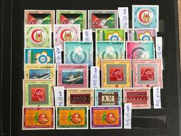 Verschiedene Marken Kuwait 1986 - Kuwait