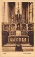 Saint-Vith - Kirche, Hauptportal - Ed. Joseph Nelles, Aachen N° 1 - Saint-Vith - Sankt Vith