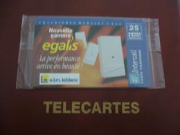 PRE PAYEE INTERCALL /  EGALIS  / NEUVE SOUS BLISTER - Prepaid-Telefonkarten: Andere