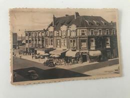 Carte Postale Ancienne Saint-Idesbald  Avenue De La Plage - Koksijde