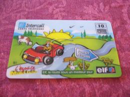 PRE PAYEE INTERCALL /  ELF  / LUXE - Prepaid-Telefonkarten: Andere