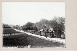 Carte-photo De BESANCON (Doubs) - Le Tacot En Provenance De Vesoul. TB état. 3 Scan. Voir La Description. - Besancon