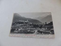 1259 - CPA, SUISSE , Bellinzona Col Pizzo Claro - TI Ticino