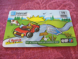 PRE PAYEE  INTERCALL I  /   FORD    / NEUVE  NON GRATTEE  /  LUXE - Prepaid-Telefonkarten: Andere