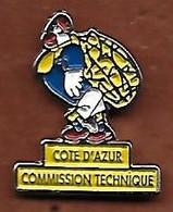 @@ Rugby Coq Sportif Cote D'Azur Commission Technique (2x2.5) @@sp05a - Rugby