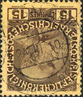 "LEVANT AUTRICHIEN / AUSTRIAN LEVANT - 1910 - ""JERUSALEM"" DS On KRETA Mi.19 15c. - Eastern Austria"