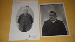 CARTE PHOTO  Montigny - Leuze Emile Cornaille 1923 - Non Classificati