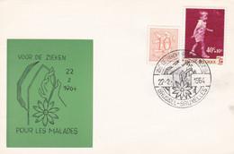 850 1262 Voor De Zieken Pour Les Malades - Belgium