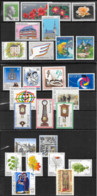 TIMBRES NEUFS LUXEMBOURG ANNEE 1997 COMPLETE - Volledige Jaargang
