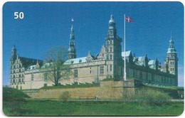 Denmark - Tele Danmark (chip) - Kronborg - TDD067 - 07.2004, 50kr, 50.000ex, Used - Dänemark