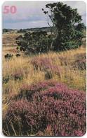 Denmark - Tele Danmark (chip) - The Moors Of Jutland - TDD038 - 10.2000, 50kr, 25.000ex (Actual Print Run), Used - Dänemark