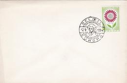 Enveloppe 1298 Europa Beloeil - Belgium