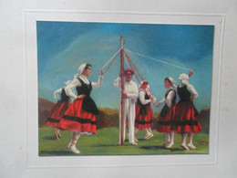 Christmas Vascos Basques Illustrateur Larry - Other