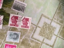 BRASILE FRUTTI BLOCCO 2 VALORE - Briefmarken