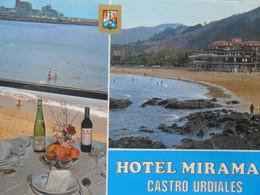 Hotel Miramar Castro Urdiales - Cantabria (Santander)