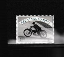**  Y&T 387 MI 517 U 413 Sports Motocyclisme   « Saint-Marin »  65/44 - Unused Stamps