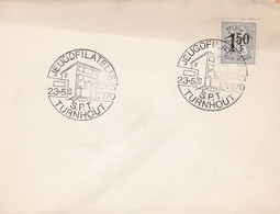 Enveloppe 1518 Jeugdfilatélie S.P.T. Turnhout - Belgium