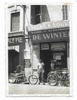 84-AVIGNON-Place Pie, Magasin Cycles Jules De Winter...A. De Winter...Tandem...06.1936  (9 Photos 6x9) - Avignon