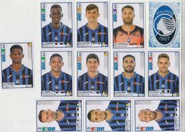 ATALANTA # Calcio #  1 Scudetto + 11 Album Figurine / Panini Calciatori 2019/2020 # Perfettissime  # - Zonder Classificatie