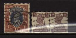 Koweit (1939-41)    -Georges VI  - Obliteres - Kuwait