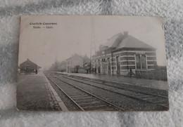 CONTICH-CASERNES Gare - Kontich