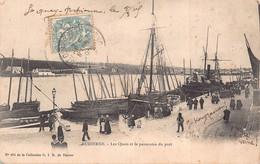 AUDIERNE  -  Les Quais Et Panorama Du Port ( Edts G.I.D ) - Audierne
