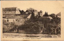3F11  ---  16  RUFFEC    Quartier Du Château - Ruffec