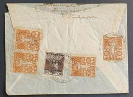 Jugoslawien 1919, Brief MiF VUKOVAR - Brieven En Documenten